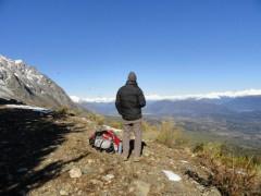 Base parapente, Cerro Piltriquitrón