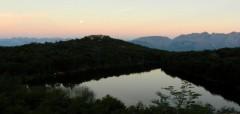 Laguna Jovita 1600 msnm