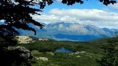 Hacia cumbre Cerro Lindo